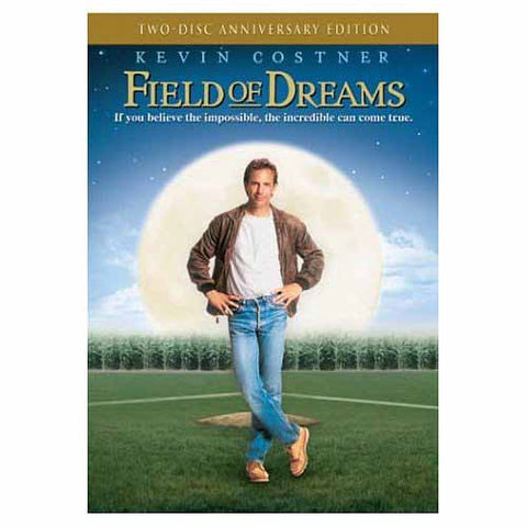Field Of Dreams (Full Screen Two-Disc Anniversary Edition)(bilingual) DVD Movie