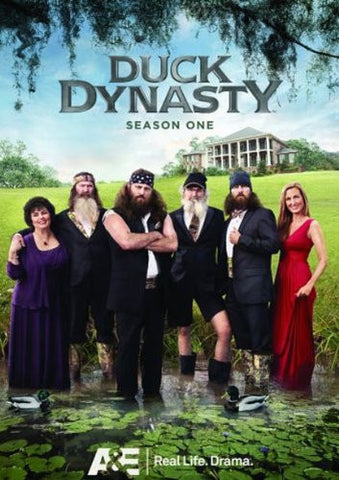 Duck Dynasty - Season 1 DVD Movie