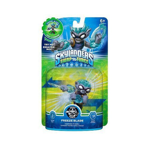 Skylanders SWAP Force - Freeze Blade (SWAP-able) (Toy) (TOYS) TOYS Game