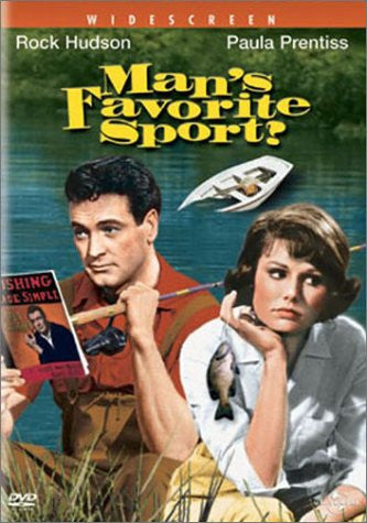 Man's Favorite Sport? DVD Movie