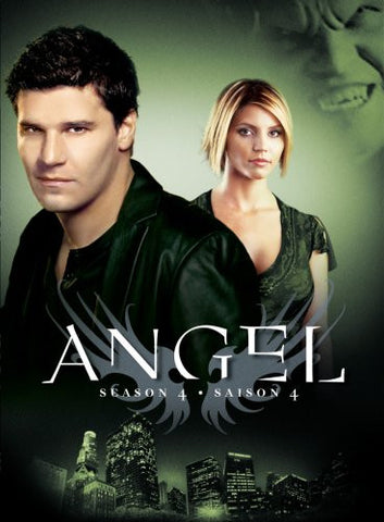 Angel - Season 4 (Bilingual) DVD Movie