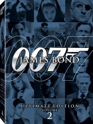 James Bond Ultimate Edition - Vol. 2 (Boxset) (Bilingual) DVD Movie