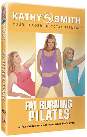 Kathy Smith - Fat Burning Pilates (GoldHil) DVD Movie