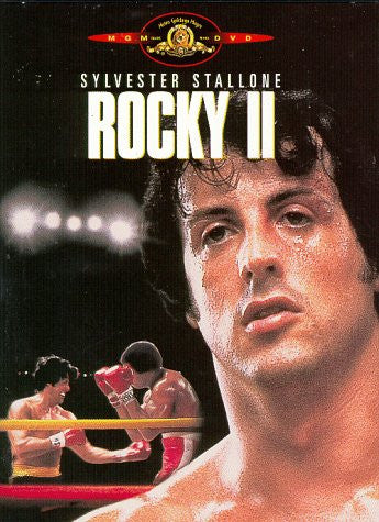 Rocky II (2) DVD Movie