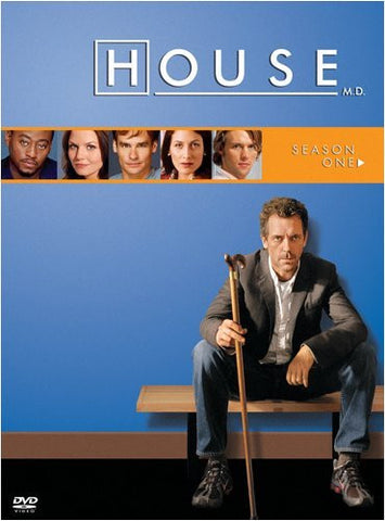 House, M.D. - Season 1 (Slipcover)(Boxset) DVD Movie