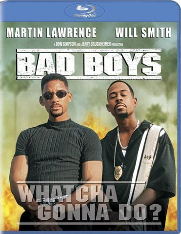 Bad Boys (Blu-ray) BLU-RAY Movie