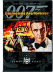 Diamonds are forever (James Bond) (Black Cover) (MGM) (Bilingual)