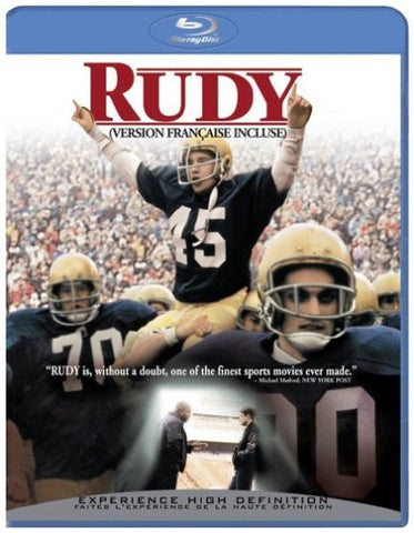 Rudy (+ BD Live) (Blu-ray) BLU-RAY Movie