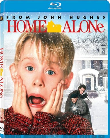 Home Alone (Blu-ray) BLU-RAY Movie