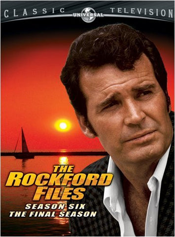 The Rockford Files - Season Six (6) (Boxset) DVD Movie