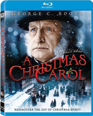 A Christmas Carol (Blu-ray) BLU-RAY Movie