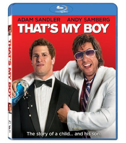 That s My Boy (Blu-ray) BLU-RAY Movie