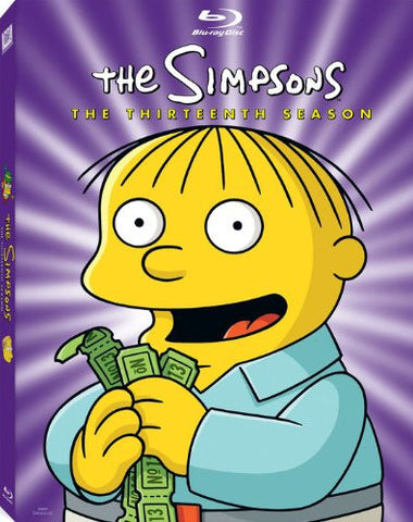 The Simpsons - Season 13 (Bilingual)(Blu-ray) BLU-RAY Movie