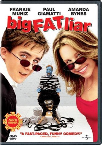 Big Fat Liar DVD Movie