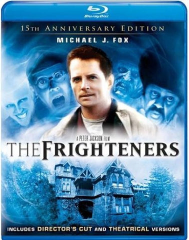 The Frighteners (Blu-ray) BLU-RAY Movie