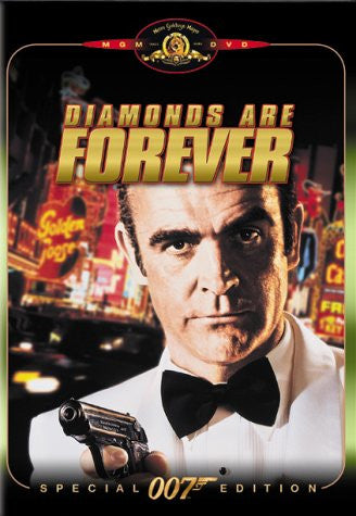 Diamonds Are Forever (James Bond) (Special Edition) (MGM) DVD Movie