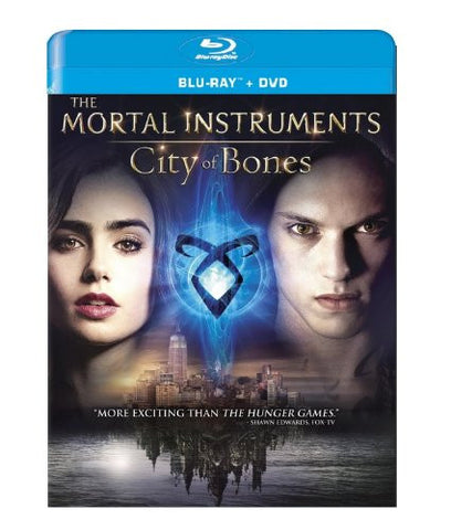 The Mortal Instruments: City of Bones [Blu-ray] BLU-RAY Movie