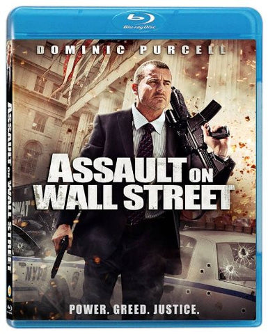 Assault on Wall Street (Blu-ray) BLU-RAY Movie