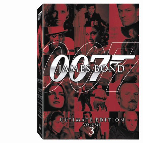 James Bond Ultimate Edition Vol. 3 (Bilingual) (Boxset) DVD Movie