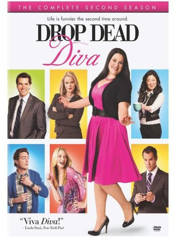 Drop Dead Diva - The Complete Second Season (Boxset) DVD Movie