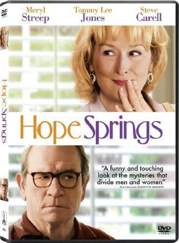 Hope Springs (+ UltraViolet Digital Copy) DVD Movie