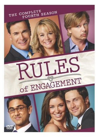 Rules of Engagement: Season 4 DVD Movie