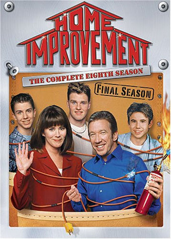 Home Improvement - Season 8 DVD Movie
