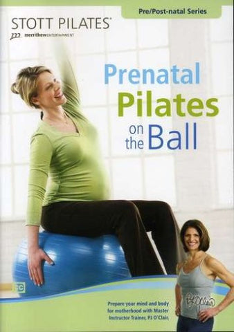 STOTT PILATES: Prenatal Pilates on the Ball DVD Movie