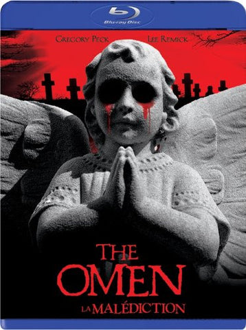 The Omen (Gregory Peck) (Blu-ray) (Bilingual) BLU-RAY Movie