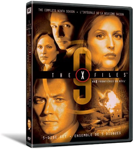 X-files - Season 9 DVD Movie