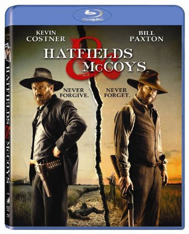 Hatfields & McCoys (Blu-ray) BLU-RAY Movie