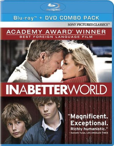 In a Better World (DVD+Blu-ray) (Blu-ray) BLU-RAY Movie