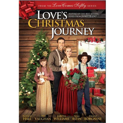 Love's Christmas Journey (Love Comes Softly series) DVD Movie