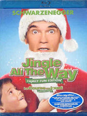 Jingle All the Way (Bilingual) (Blu-ray)