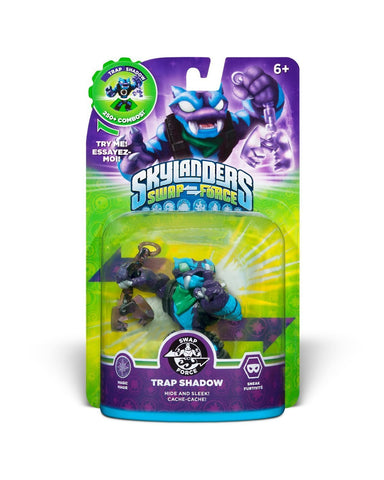 Skylanders SWAP Force - Trap Shadow (SWAP-able) (Toy) (TOYS) TOYS Game