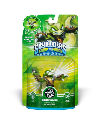 Skylanders SWAP Force - Stink Bomb (SWAP-able) (Toy) (TOYS) TOYS Game