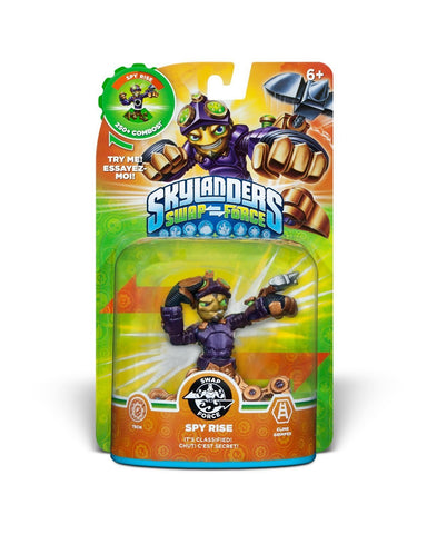 Skylanders SWAP Force - Spy Rise (SWAP-able) (Toy) (TOYS) TOYS Game
