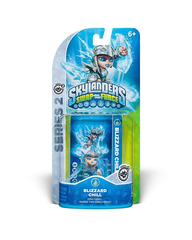Skylanders SWAP Force - Blizzard Chill Series 2 Character (TOYS) TOYS Game