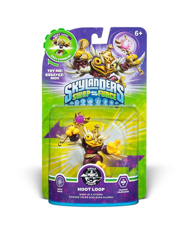 Skylanders SWAP Force - Hoot Loop Character (SWAP-able) (Toy) (TOYS) TOYS Game