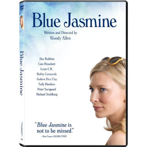 Blue Jasmine DVD Movie