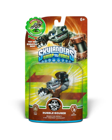 Skylanders SWAP Force - Rubble Rouser (SWAP-able) (Toy) (TOYS) TOYS Game