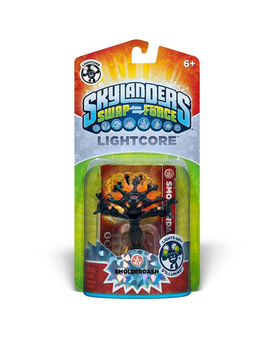 Skylanders SWAP Force: Lightcore Smolderdash Character (TOYS) TOYS Game
