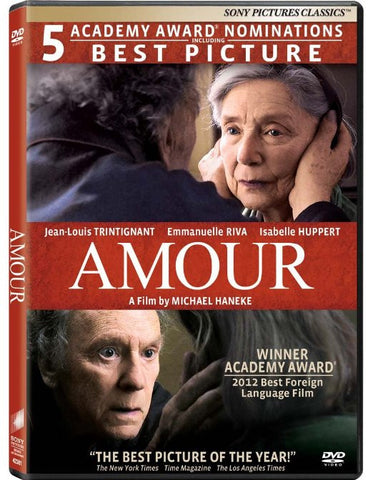 Amour DVD Movie