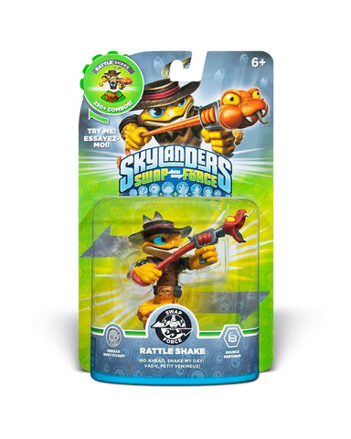 Skylanders SWAP Force - Rattle Shake Character (SWAP-able) (Toy) (TOYS) TOYS Game