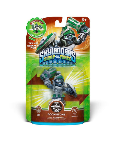Skylanders SWAP Force - Doom Stone (SWAP-able) (Toy) (TOYS) TOYS Game