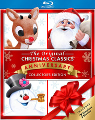 The Original Christmas Classics Collection - Anniversary Collector s Edition (Boxset) (Blu-ray)