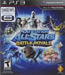 PlayStation All-Stars Battle Royale (PLAYSTATION3)
