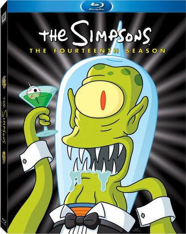 The Simpsons - Season 14 (Bilingual)(Blu-ray) BLU-RAY Movie