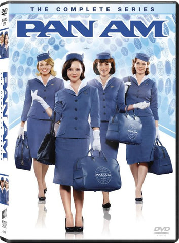 Pan Am - The Complete Series DVD Movie