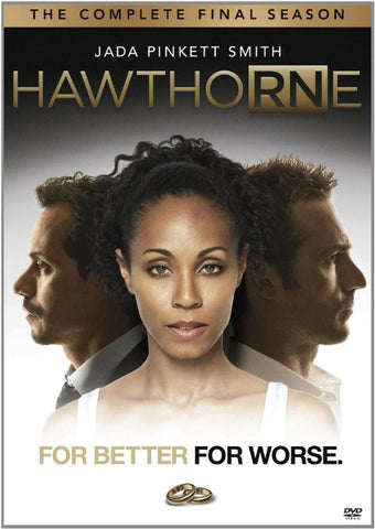 HawthoRNe: The Complete Final Season DVD Movie